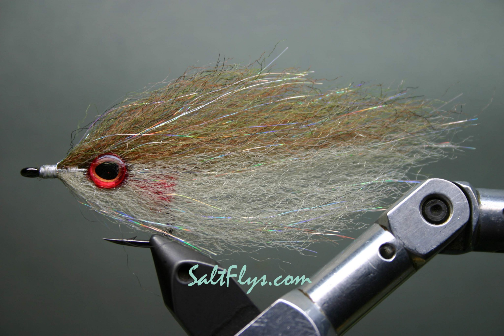 EP Fiber Backcountry Baitfish Deceiver Fly