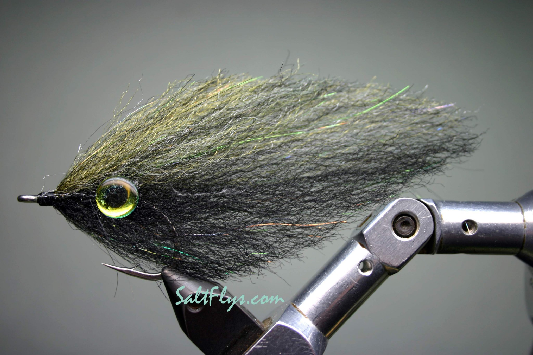 EP Fiber Slate Sided Tarpon Fly