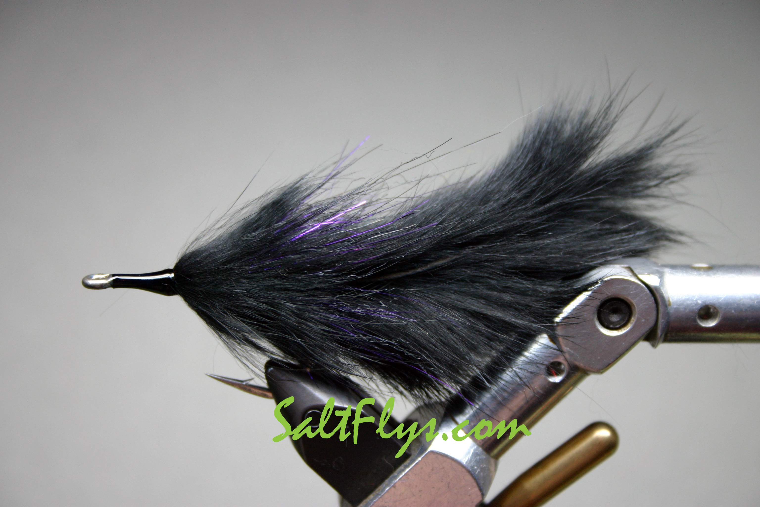 Ace of Spades Double Bunny Tarpon Fly