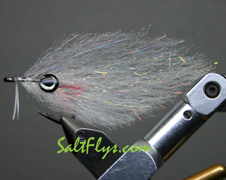 EP Fiber Gray Deceiver Fly
