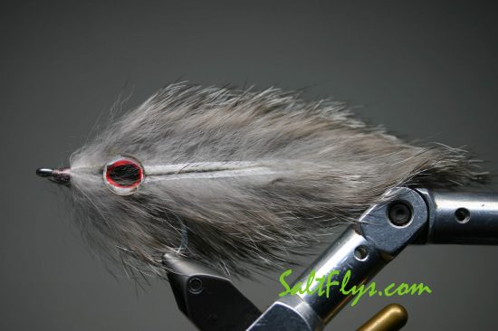 Mullet Double Tarpon Bunny Fly