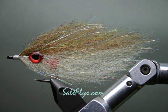 EP Fiber Backcountry Baitfish Deceiver Fly