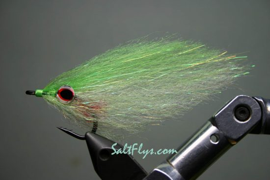 EP Fiber If It Aint Chartreuse Deceiver Fly