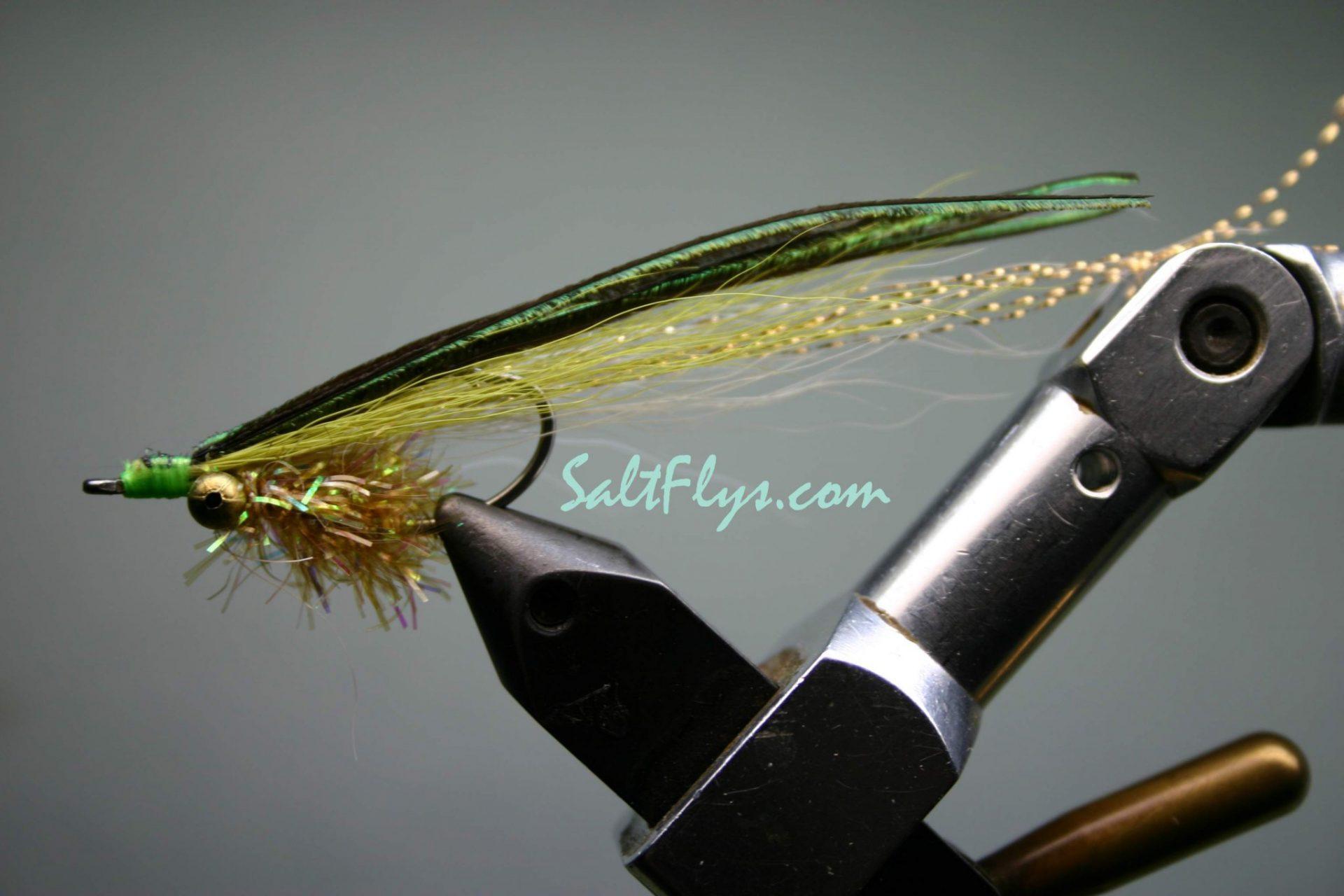 Grassett Flats Minnow Bendback Fly