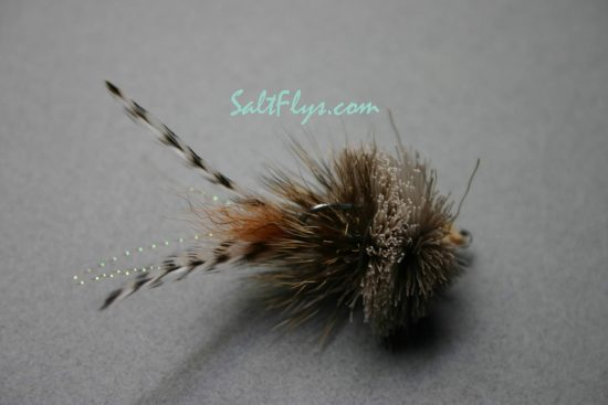 Redfish Joe Fly-top