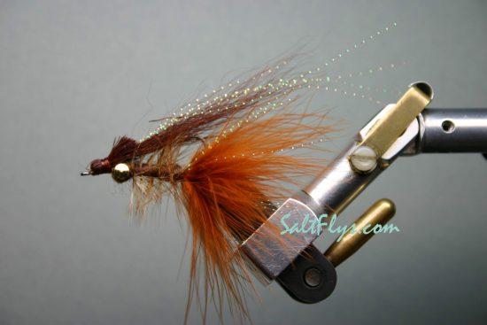 Ropps Redfish Bendback Fly