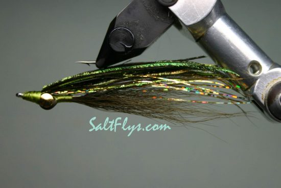 Tampa Bay Clouser Minnow Fly