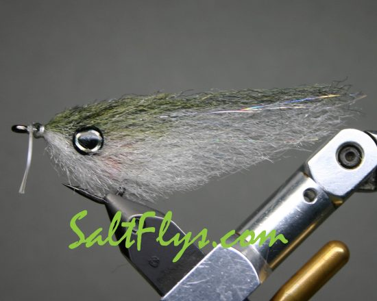 Fathead EP Fiber Mullet Fly
