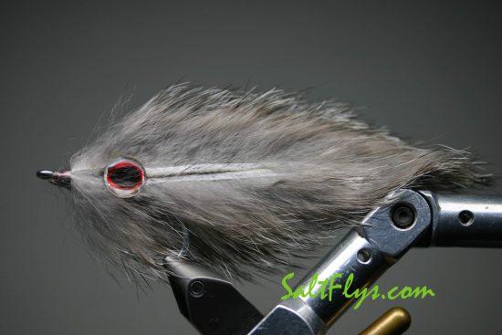 Mullet Double Tarpon Bunny Fly